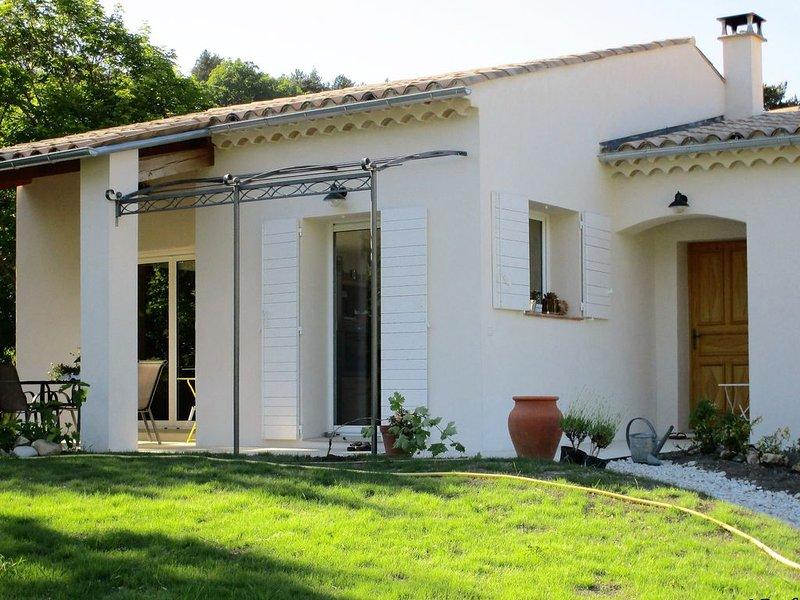 Villa 120 m2 à Castellane / Alpes de Haute Provence 'L'AMIRADOU', alquiler vacacional en Saint-Julien-du-Verdon