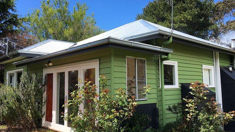 The Green House - family/pet-friendly, near town, location de vacances à Woodend