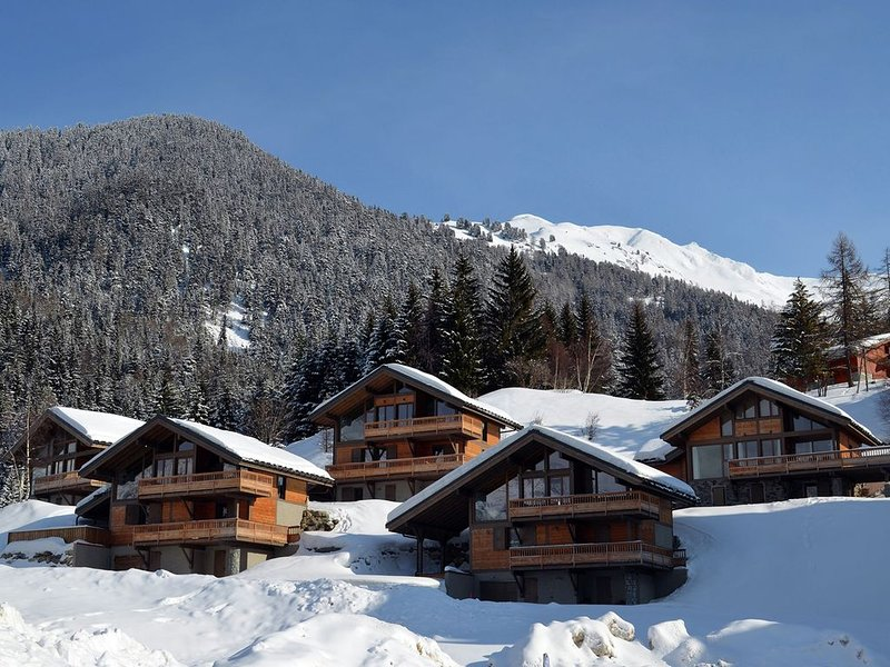 Cozy Holiday Home in Valfréjus near Ski Lift, holiday rental in Valfrejus