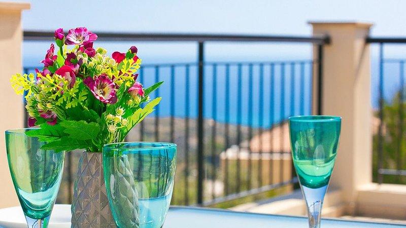 One-bed Apartment,Aphrodite hills, alquiler vacacional en Kouklia
