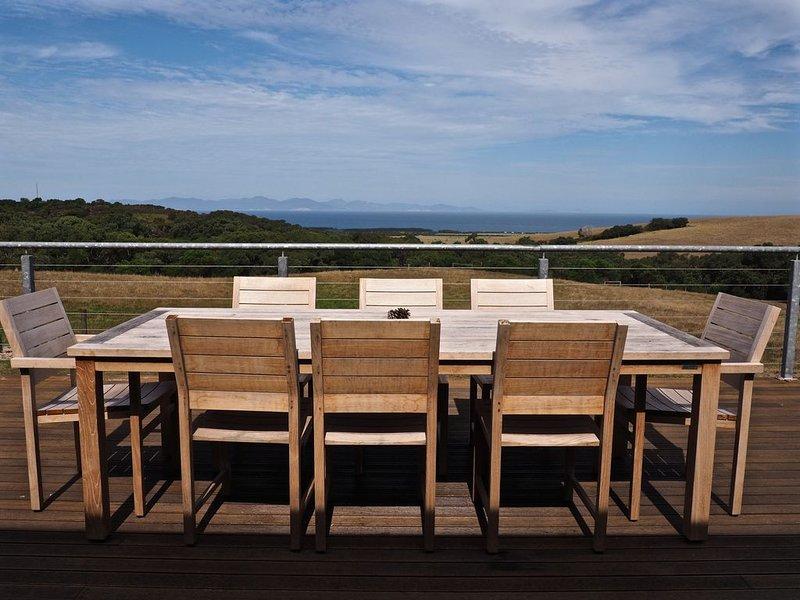 Your Own Private 75 Acres With Gorgeous Prom Views Across The Ocean, location de vacances à Yanakie