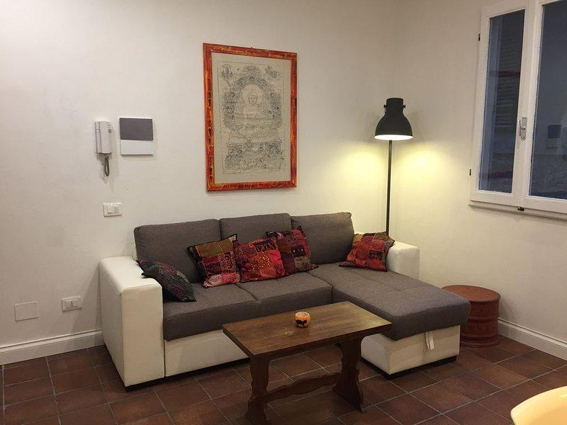 Santa Croce Apartment, near piazza Santa Croce, piazza della Signoria, holiday rental in San Martino alla Palma