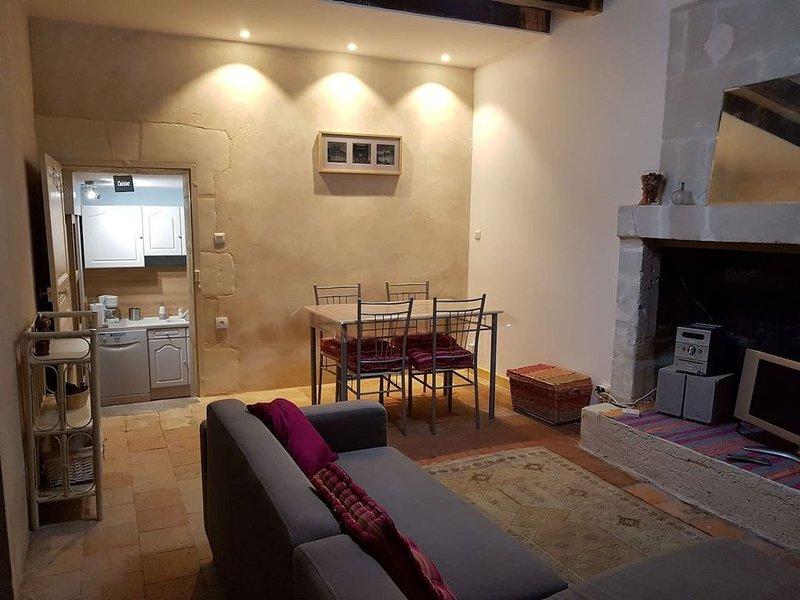 Le Gîte de La Méliromarine, holiday rental in Rigny-Usse
