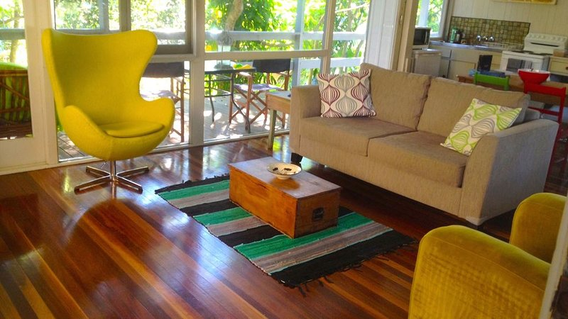 Currumbin Cottage, Gold Coast, vacation rental in Currumbin