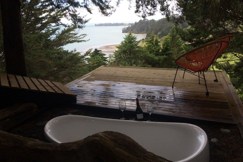 Relaxing Coastal Retreat 1 Hour from Auckland, NZ, holiday rental in Piha