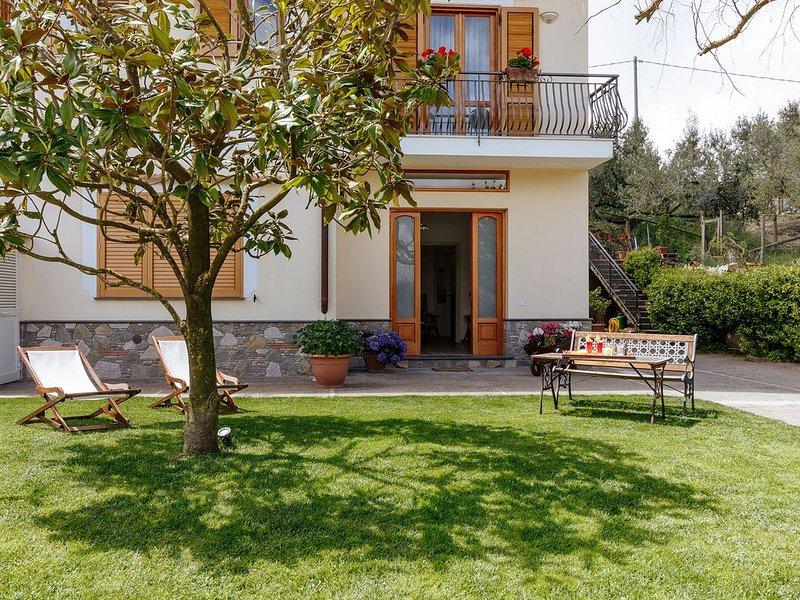 La Casa di Nonna Elvira: suite Afrodite, Ferienwohnung in Massa Lubrense