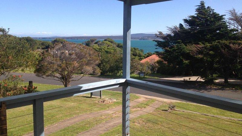 Bay View Cottage Merimbula, alquiler de vacaciones en Eden