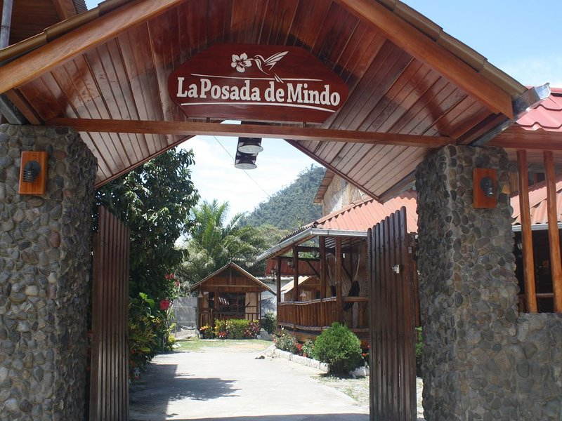 Get the celebrity treatment with world-class service at La Posada de Mindo, holiday rental in Mindo