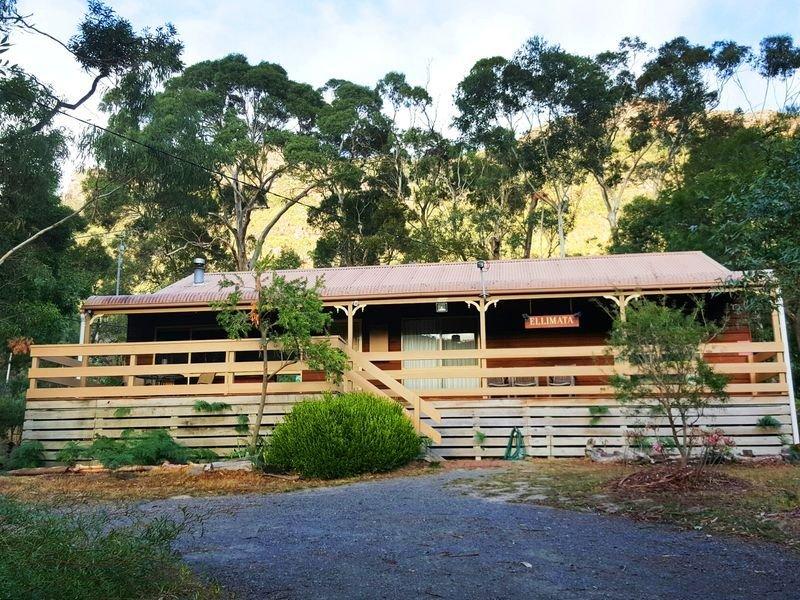 Ellimata Holiday Cottage, Ferienwohnung in Halls Gap