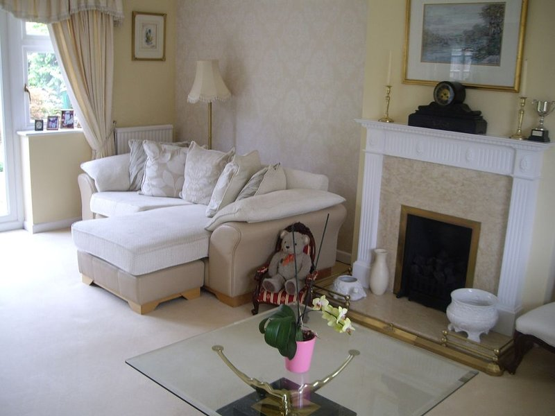 Your home from home with great access to central London, holiday rental in Ewell