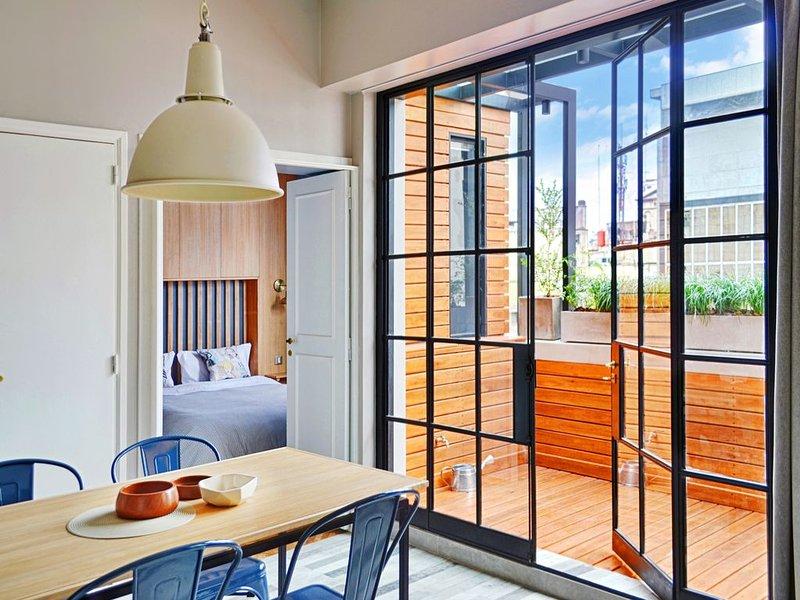 Exclusive apartment in downtown Buenos Aires!, alquiler vacacional en Veinticinco de Mayo