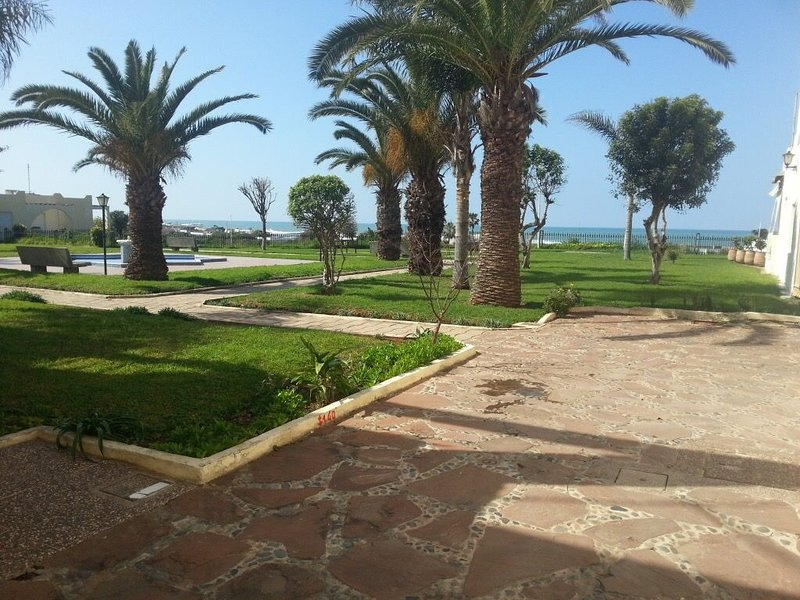 Bungalow à côté de la plage, holiday rental in Rabat