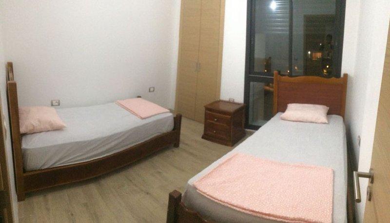 luxury apartment in prestigia plages des nations, holiday rental in Rabat