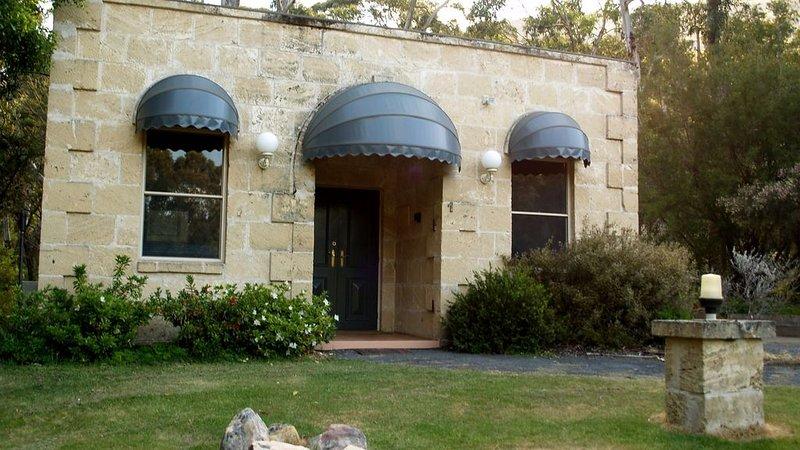 Marwood Luxury Villas, Ferienwohnung in Halls Gap