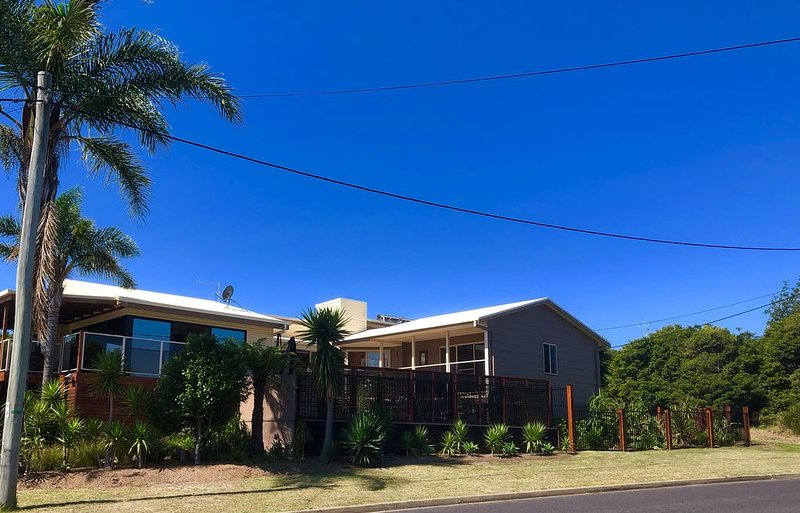 Waterview House in Long Point, holiday rental in Merimbula