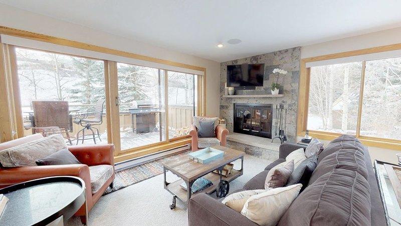 Villas at Snowmass Club 1201: Free ASE Airport Transportation, alquiler vacacional en Woody Creek