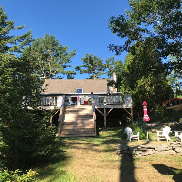 Summertime 2020!  Get Away From It All In Scenic Five Islands, Maine – semesterbostad i Georgetown