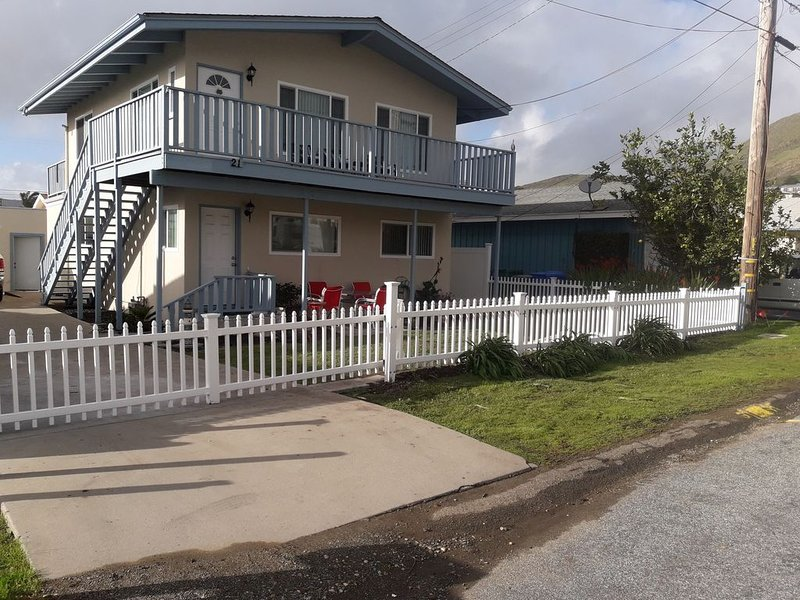 Three Houses From The Beach, alquiler de vacaciones en Cayucos