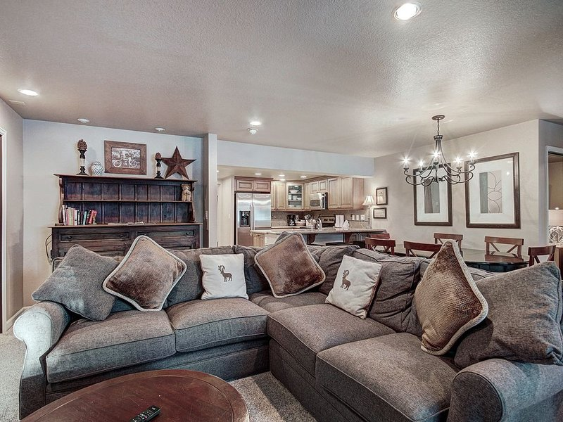 CM236 Amazing Ski in/Ski out Condo, Very Spacious, holiday rental in Frisco