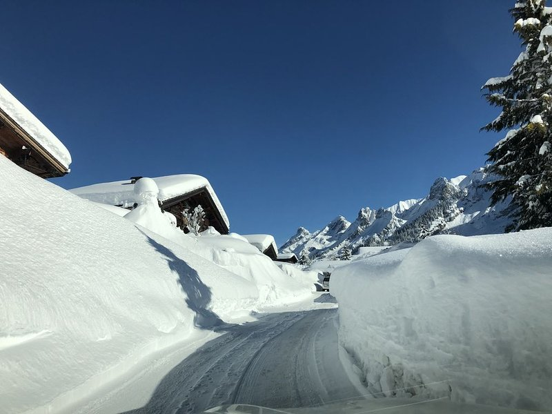 small chalet, holiday rental in La Clusaz