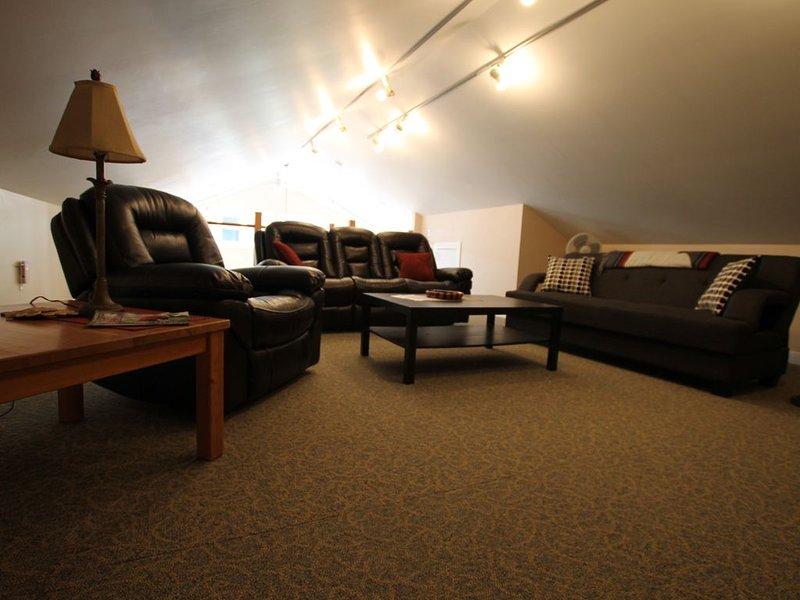 new reclining leather furniture