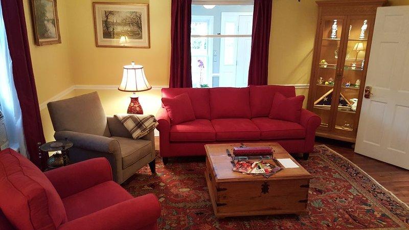 Garfield Guest House - Stonyman Suite, alquiler de vacaciones en Luray