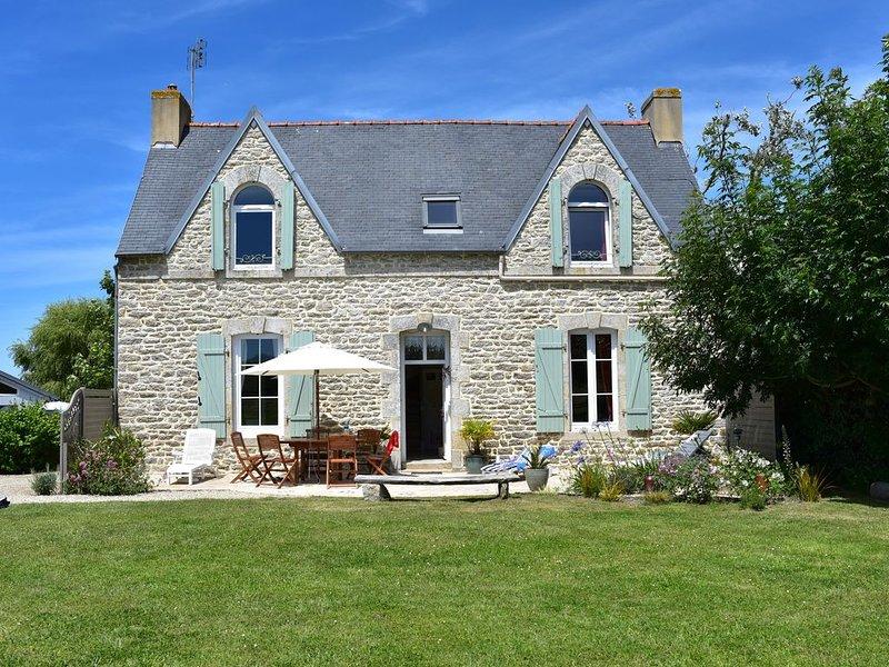 Maison ancienne, *** cadre privilégié, proche Pors Carn, la Torche, location de vacances à Penmarch