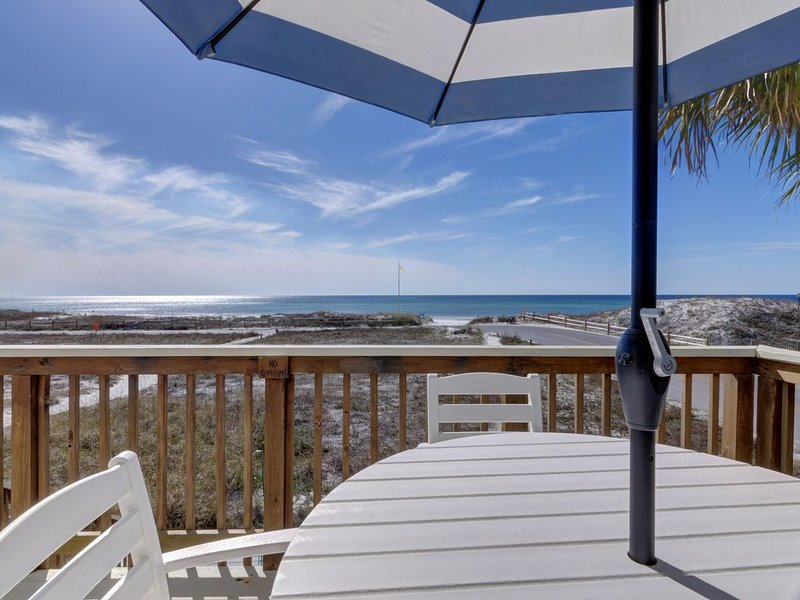 Book Now For Spring~Gorgeous Unobstructed Ocean View, holiday rental in Seagrove Beach