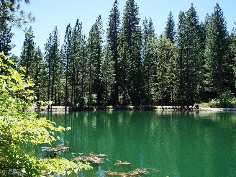 Sugarpine Lake