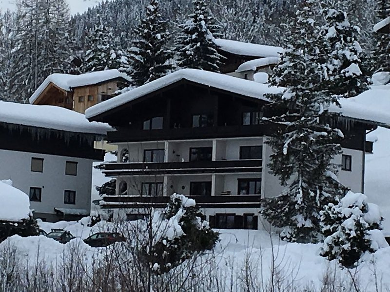 Beautiful 2 Bedroom Apartment With Stunning Mountain Views Close to Ski Lifts, location de vacances à Maria Alm