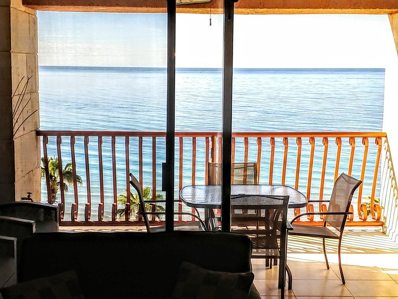 Amazing Puerto Peñasco Ocean Front View… Enjoy the Sonoran Sun!, holiday rental in La Choya