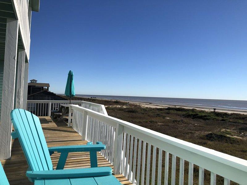 BEACH FRONT VACATION HOME, location de vacances à Freeport