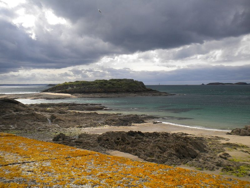 Saint Malo landscape photo