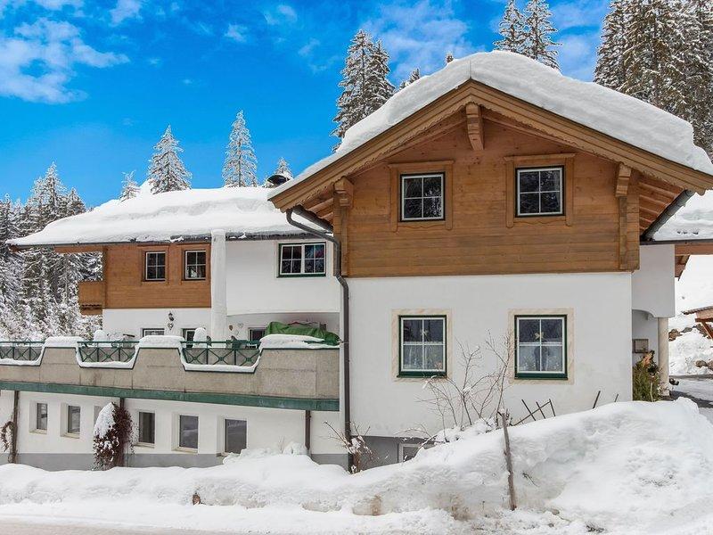 Quaint Apartment in Kirchberg near Ski Lift, holiday rental in Kirchberg