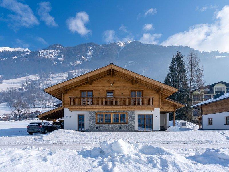 Charming Chalet in Bad Hofgastein with Sauna, aluguéis de temporada em Bad Hofgastein