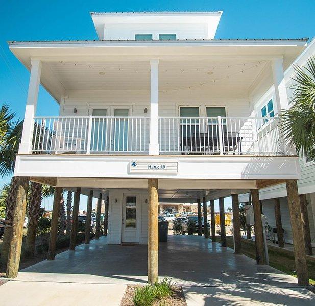 Family Fun Beach House Across the Street from Gulf Shores Beaches, location de vacances à Gulf Shores