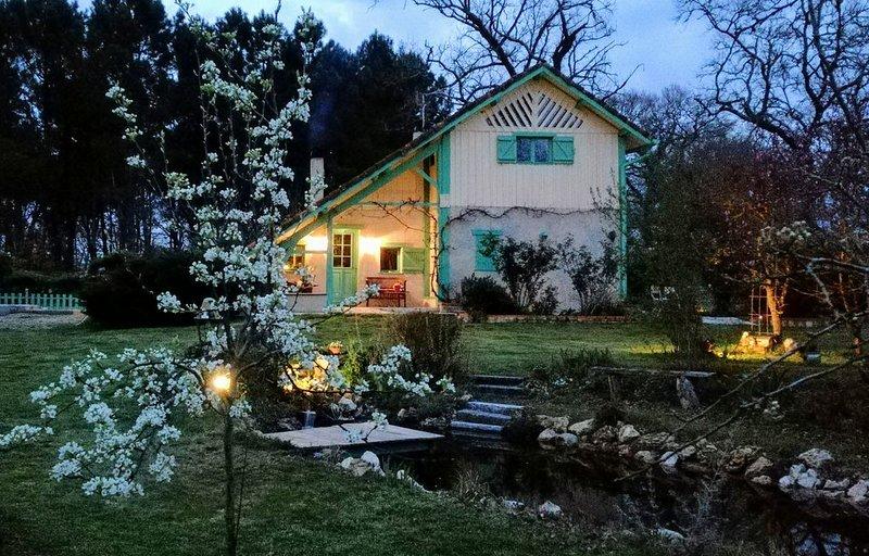 Ch. Jaune (Les Hôtes Landes), holiday rental in Saint-Gor