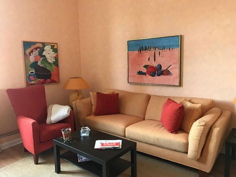 Sehr schöne geräumige Ferienwohnung für 2-4 Personen in außergewöhnlicher Lage., location de vacances à Undeloh