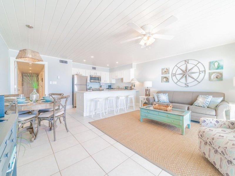 Beach-inspired furnishings