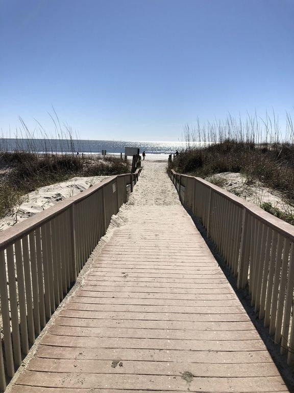 Shipyard Beach Access.