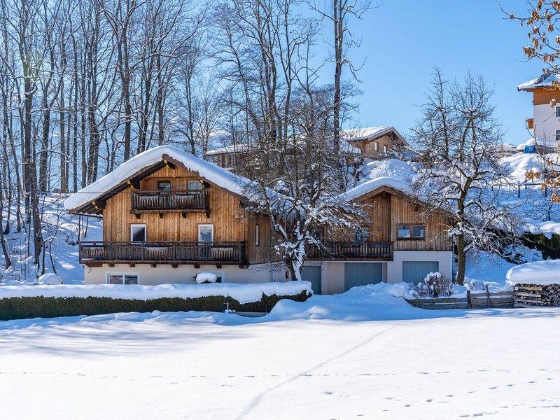 Calm Apartment in Walchen Austria with Garden, location de vacances à Piesendorf