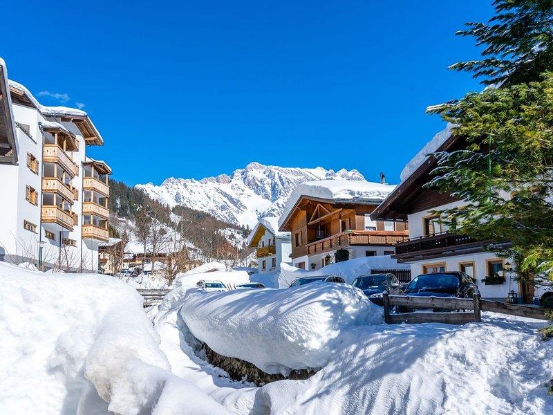 Cozy Apartment in Dienten am Hochkönig near Ski Area, holiday rental in Dienten am Hochkönig