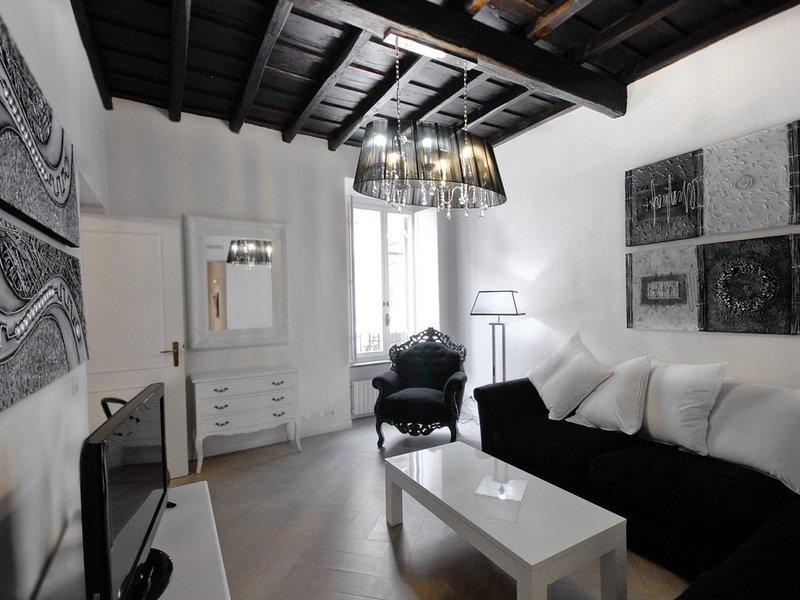 Grace Apartment - Three Bedroom Apartment, Sleeps 9, location de vacances à Rome