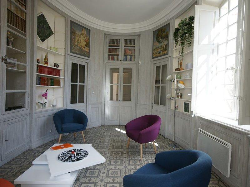 AVIGNON/PROVENCE/LUBERON/ALPILLES ****SENCHON DE BOURNISSAC, holiday rental in Noves