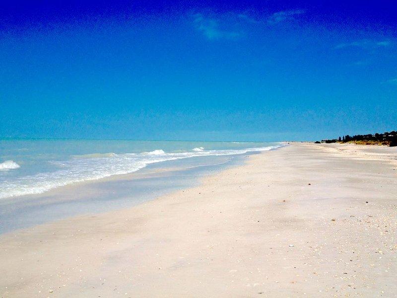 Fique bem na praia!