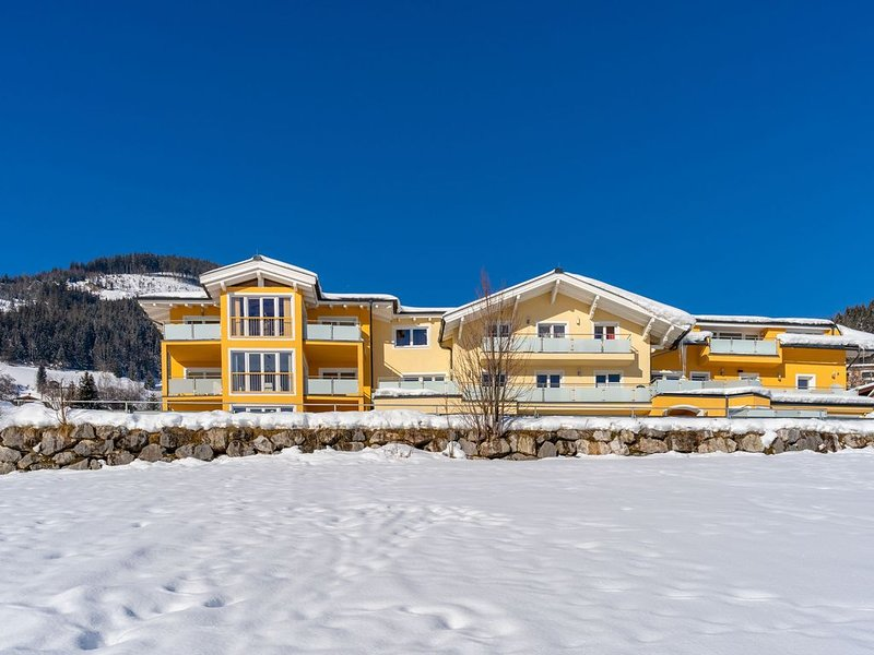 Modern Apartment near Ski Area in Piesendorf, location de vacances à Piesendorf