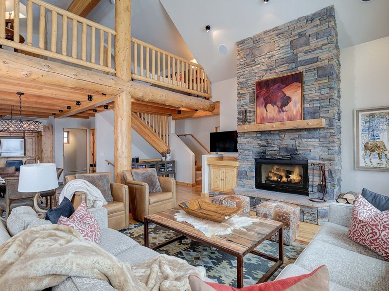 Moonlight Mountain Home 4 Harvest Moon. Flexible Cancellations, vacation rental in Big Sky