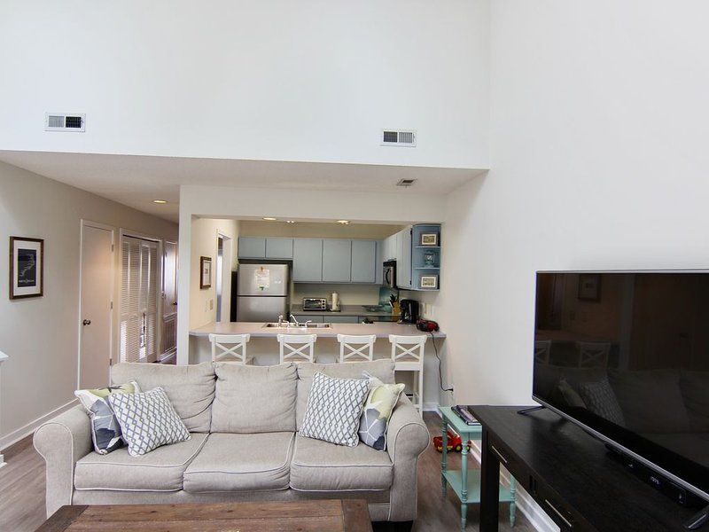 Sala de estar, sofá cama doble