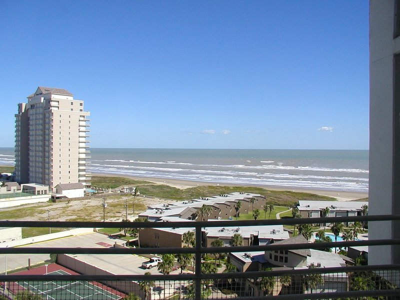 2BR South Padre Island Condo at Sunchase IV - Steps from the Beach!, vacation rental in Port Isabel