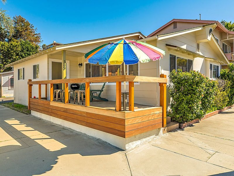Amazing House only 150 yards to the Sands of lovely Avila Beach, location de vacances à Avila Beach